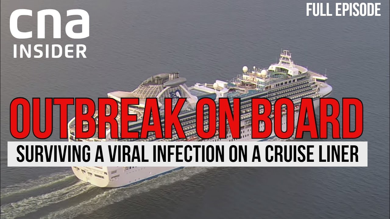 The Inside Story Of The Diamond Princess Viral Infection | Outbreak Onboard | Full Episode