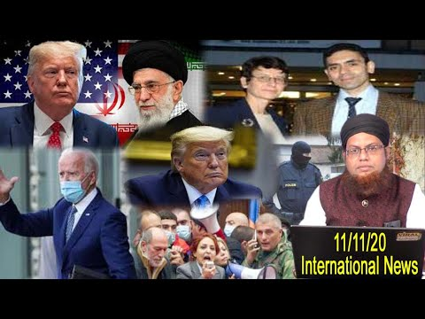 11Nov : International News : Duniya Ki 5 Badi Khas Khabren : Viral News Live